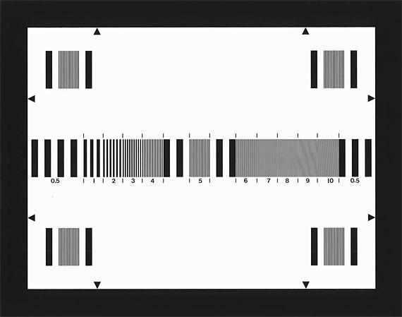 DNP图像测试卡